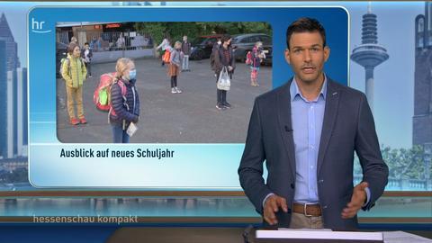 hessenschau kompakt von 16:45 Uhr vom 14.08.2020