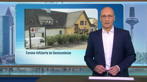 hessenschau kompakt von  16:45 vom 30.03.2020