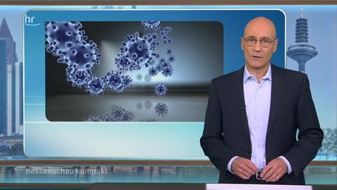 hessenschau kompakt – Live aus dem Gesundheitsamt Frankfurt  vom 28.02.2020