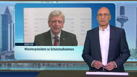 hessenschau kompakt von 16:45 Uhr vom 01.04.2020