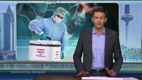 hessenschau kompakt - Spätausgabe vom 16.01.2020