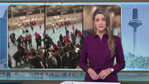 hessenschau kompakt - Spätausgabe vom 27.01.2020