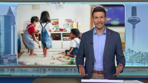 hessenschau kompakt - Spätausgabe vom 19.02.2020