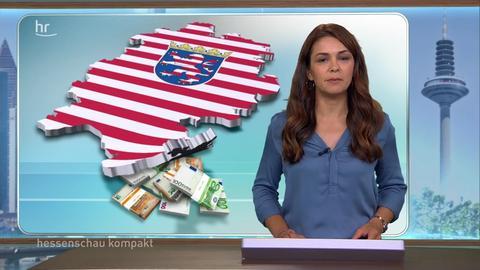 hessenschau kompakt von 21:45 Uhr vom 05.06.2020