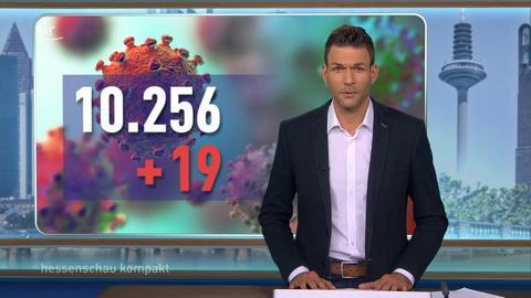 hessenschau kompakt von 22:25 Uhr vom 10.06.2020