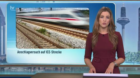 hessenschau kompakt von 16:45 vom 20.03.2020