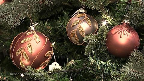 Weihnachtsfest im Januar