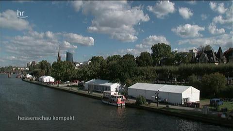 Frankfurter Innenstadt wird Festplatz