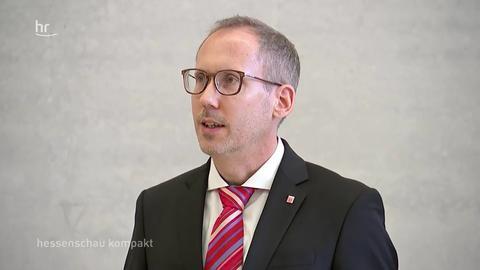 hessenschau kompakt – News zum ersten Corona-Fall in Hessen