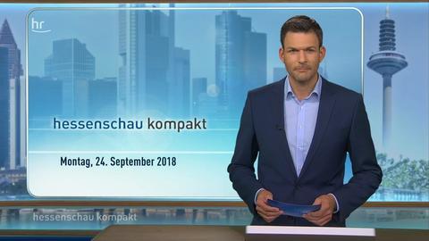 hessenschau kompakt - Spätausgabe