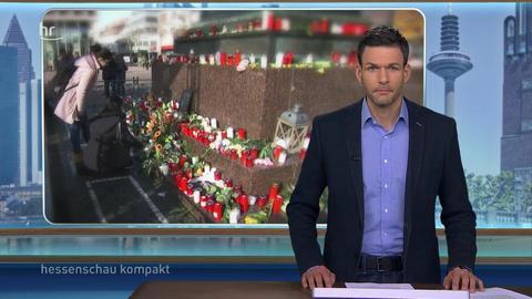 hessenschau kompakt - 22:00 Uhr