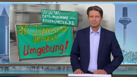 hessenschau kompakt - 22:30 Uhr