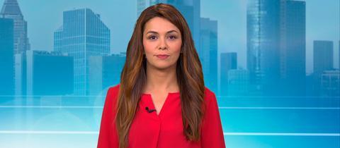 Moderatorin Hülyia Deyneli