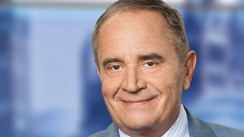 hessenschau-Moderator Holger Weinert