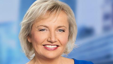 hessenschau-Moderatorin Constanze Angermann