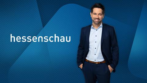 Hessenschau-Moderator Daniel Johé