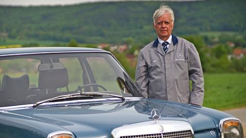 """Mercedes (W114/115) """"Strich /8"""""""
