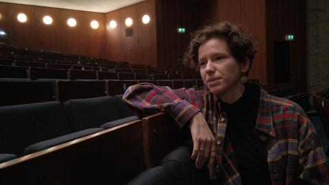 Künstler aus der hessenschau-Serie Poesiealbum