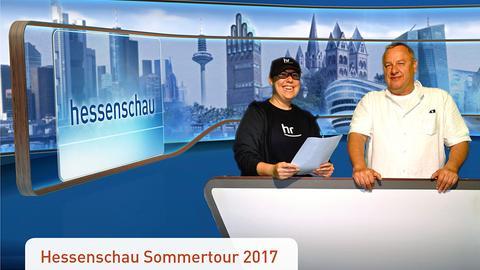 hessenschau-Sommertour in Morschen