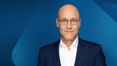 hessenschau-Moderator Martin Wirsing