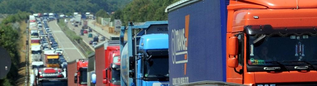 Verkehrsmeldungen A3 Hessen