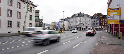 Limburg Schiede Fahrverbot