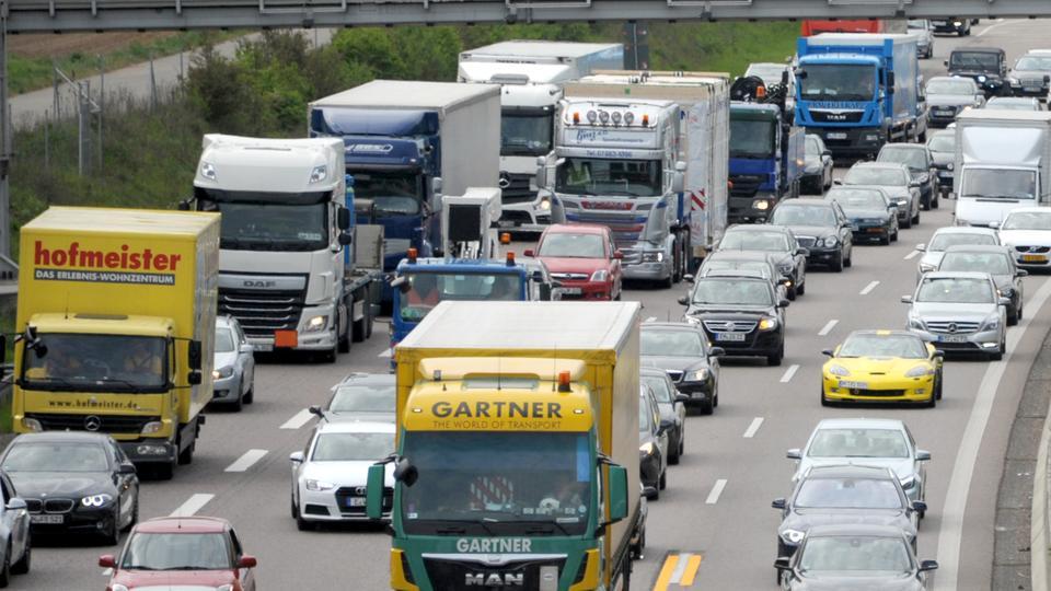 Aktuelle Verkehrsmeldungen A45