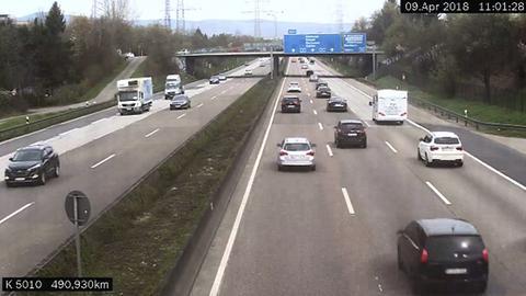 A5 Verkehr Aktuell