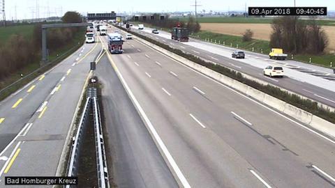 Verkehrskamera Hessen