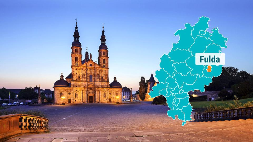 Stadt Fulda vor der Kommunalwahl: Musical-Stadt mit katholischer Tradition  | hessenschau.de | Wahlchecks