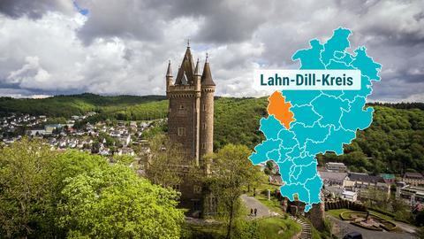 Die Wilhelmsburg zu Dillenburg