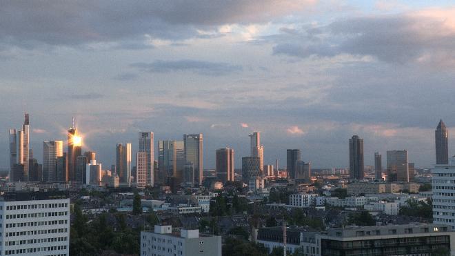 Regenradar Frankfurt Main