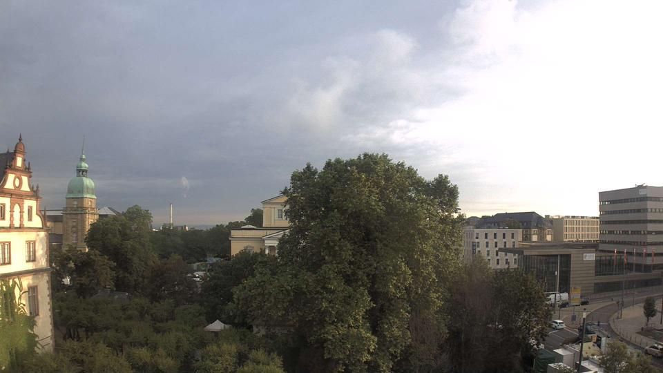 Wetter In Darmstadt