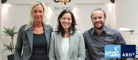 ARD-Themenwoche Agentur be a part