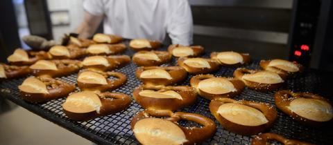 Bäckerei Sujet