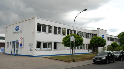 Firmengebäude von BCM Kosmetik in Dietzenbach