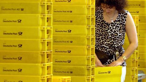 Betrug mit Briefen bei der Deutschen Post