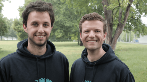 Team des Start-ups Beyond Saving