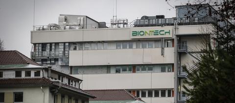 Biontech Produktionsanlage Marburg