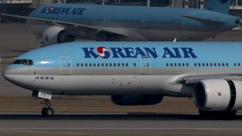 Boeing 777 der Korean Air