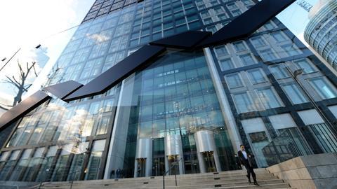 Hauptsitz der Deutschen Börse in Eschborn