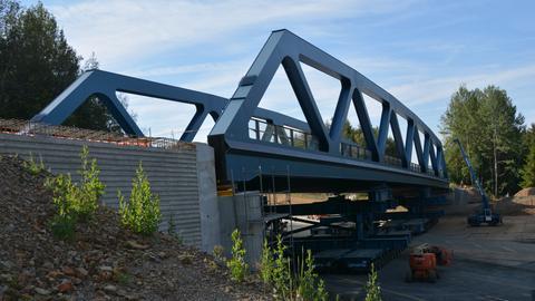 Brücke B54 Näche Kalteiche