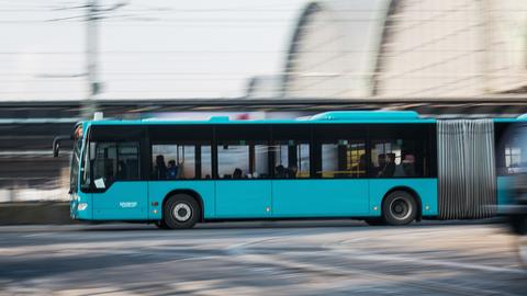 Frankfurter Linienbus