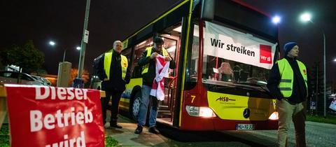 Streik Darmstadt Aktuell
