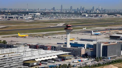Flughafen Frankfurt Cargo City