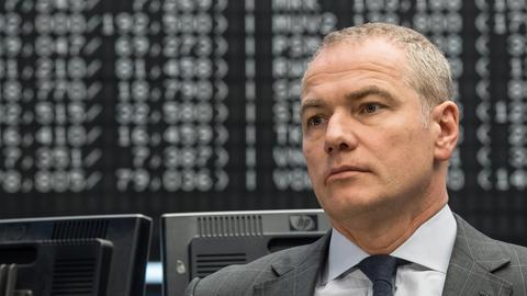 Carsten Kengeter, Vorstandsvorsitzender der Deutschen Börse AG