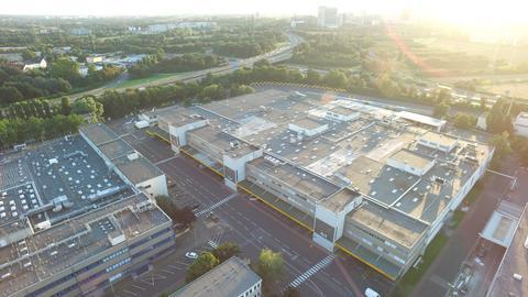 Continental-Werk in Frankfurt