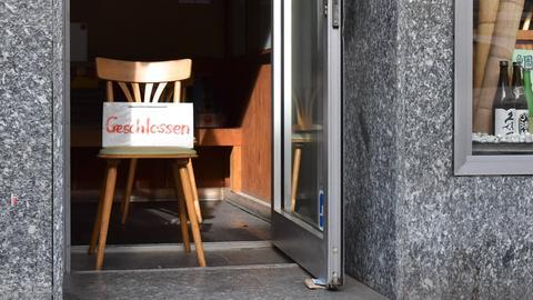 Durch den Corona-Lockdown sind viele Unternehmen auf Soforthilfen angewiesen.