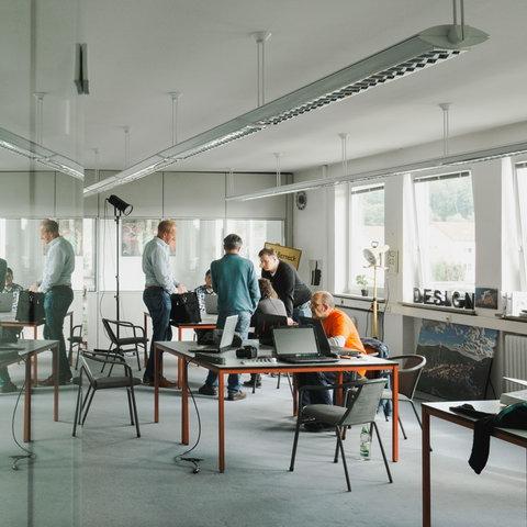 Ein Coworking-Space