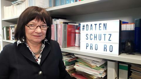 Ulrike Müller, Sprecherin des Hessischen Datenschutzbeauftragten